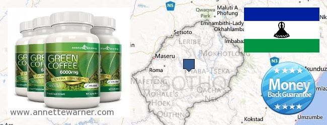 Where to Buy Green Coffee Bean Extract online Lesotho