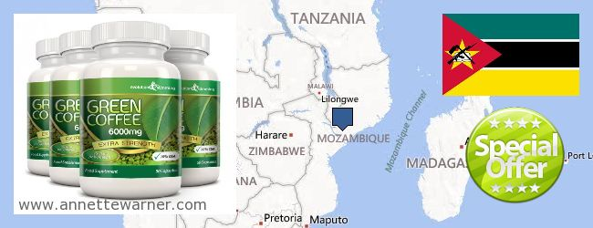 Purchase Green Coffee Bean Extract online Mozambique