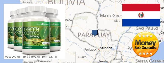 Purchase Green Coffee Bean Extract online Paraguay