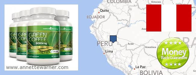 Purchase Green Coffee Bean Extract online Peru