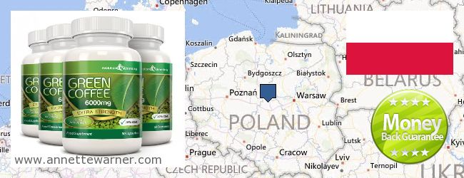 Purchase Green Coffee Bean Extract online Poland