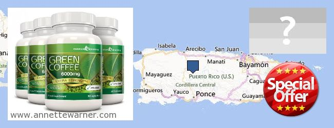 Buy Green Coffee Bean Extract online Puerto Rico