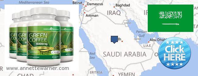 Where to Buy Green Coffee Bean Extract online Saudi Arabia