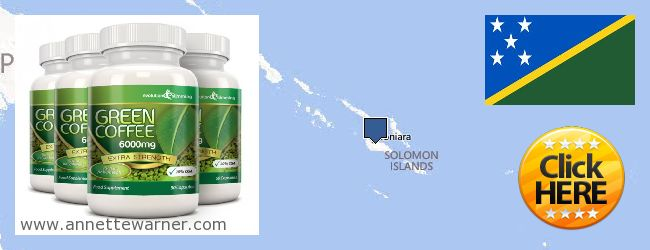 Where to Buy Green Coffee Bean Extract online Solomon Islands