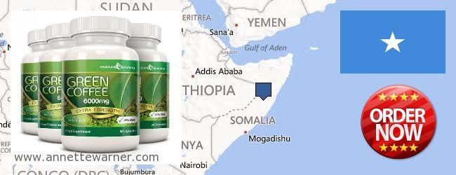 Buy Green Coffee Bean Extract online Somalia