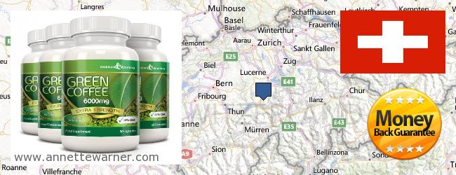 Best Place to Buy Green Coffee Bean Extract online Switzerland