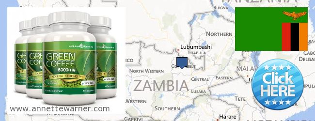 Purchase Green Coffee Bean Extract online Zambia