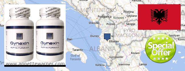 Where to Buy Gynexin online Albania