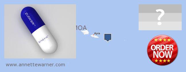 Where to Buy Gynexin online American Samoa
