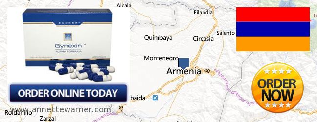 Buy Gynexin online Armenia