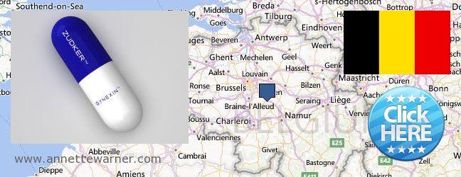 Purchase Gynexin online Belgium