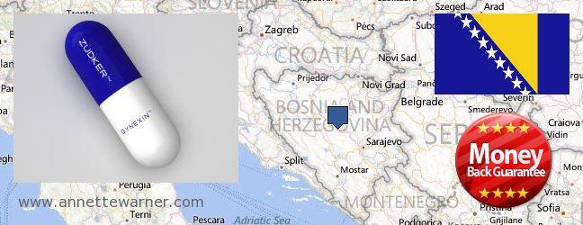 Purchase Gynexin online Bosnia And Herzegovina