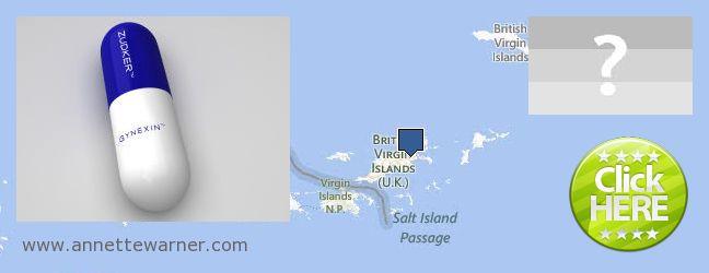 Purchase Gynexin online British Virgin Islands