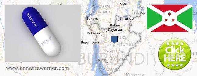 Where to Buy Gynexin online Burundi