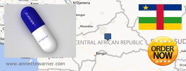 Where to Buy Gynexin online Central African Republic