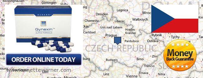 Where to Buy Gynexin online Czech Republic