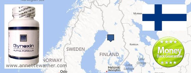 Where to Buy Gynexin online Finland