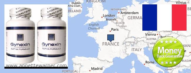 Purchase Gynexin online France