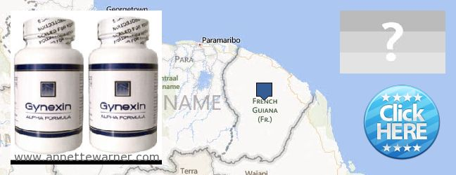 Where to Purchase Gynexin online French Guiana