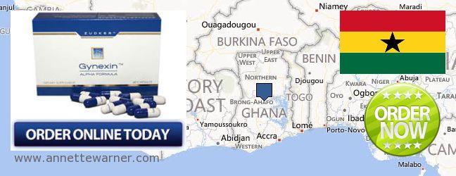 Where Can I Buy Gynexin online Ghana