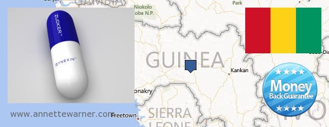 Where to Purchase Gynexin online Guinea