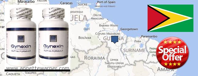 Where to Purchase Gynexin online Guyana