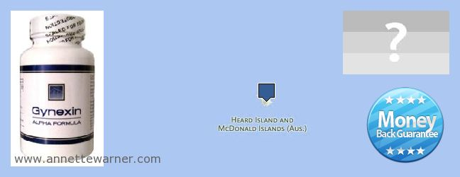 Purchase Gynexin online Heard Island And Mcdonald Islands