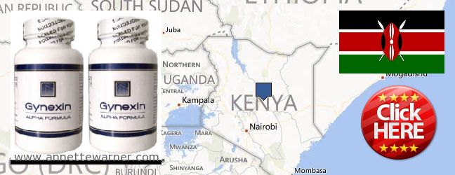 Where to Purchase Gynexin online Kenya