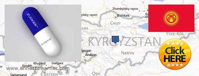 Where to Purchase Gynexin online Kyrgyzstan
