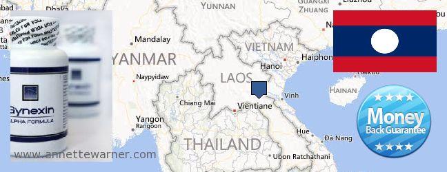 Purchase Gynexin online Laos