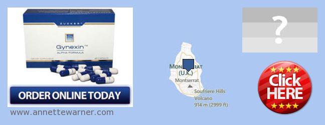 Where to Purchase Gynexin online Montserrat