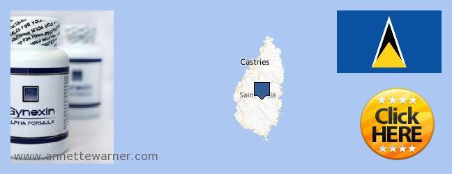 Buy Gynexin online Saint Lucia