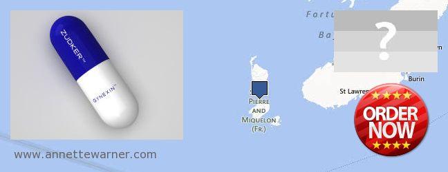 Buy Gynexin online Saint Pierre And Miquelon