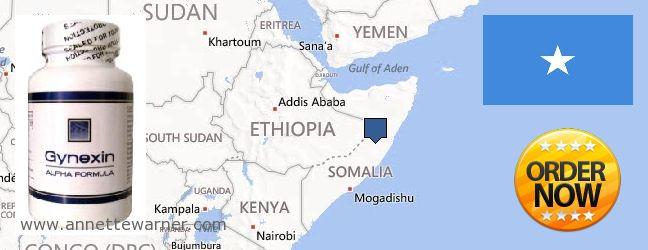 Purchase Gynexin online Somalia