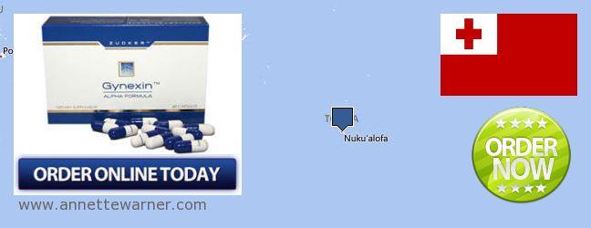 Where Can I Buy Gynexin online Tonga