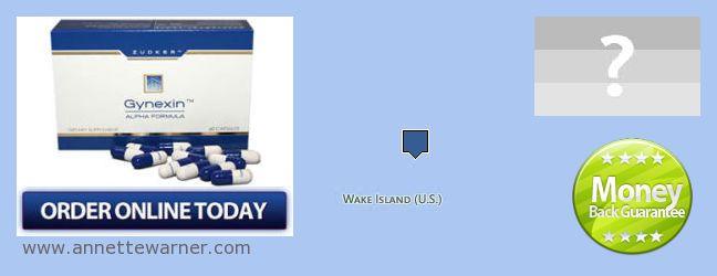 Purchase Gynexin online Wake Island