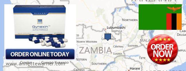 Purchase Gynexin online Zambia