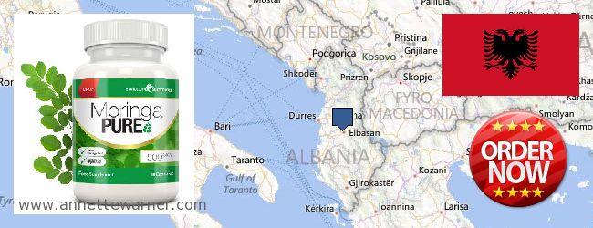 Where to Buy Moringa Capsules online Albania