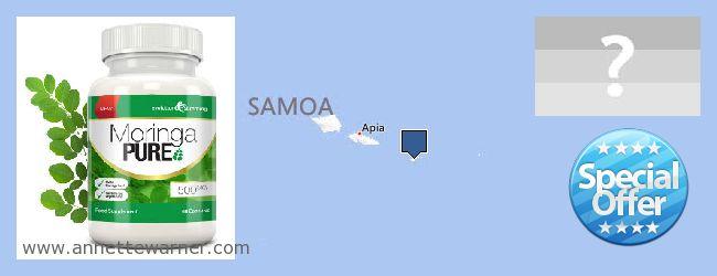Buy Moringa Capsules online American Samoa