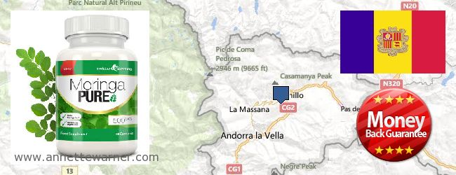 Where to Buy Moringa Capsules online Andorra