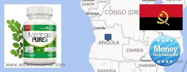 Where to Buy Moringa Capsules online Angola