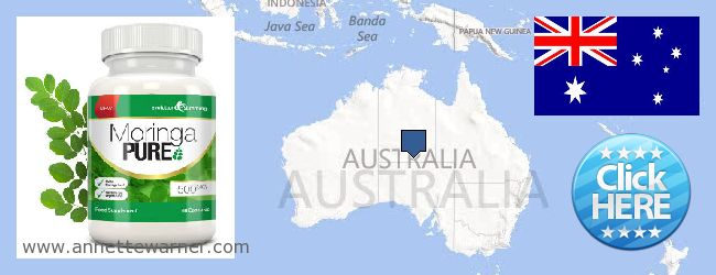 Buy Moringa Capsules online Australia