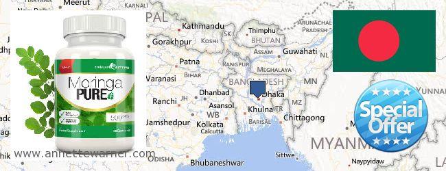 Where to Buy Moringa Capsules online Bangladesh