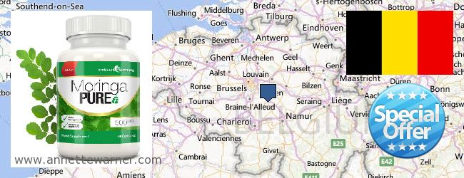 Purchase Moringa Capsules online Belgium