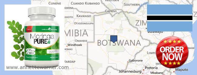 Where to Purchase Moringa Capsules online Botswana