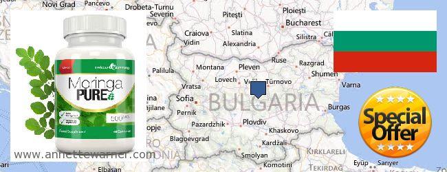 Buy Moringa Capsules online Bulgaria