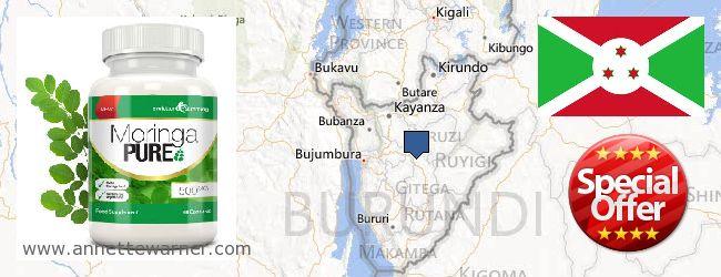 Where to Buy Moringa Capsules online Burundi