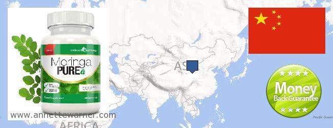 Where Can I Buy Moringa Capsules online China