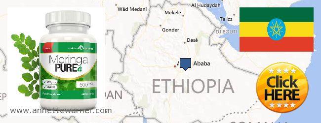 Purchase Moringa Capsules online Ethiopia