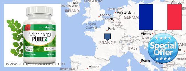 Where to Buy Moringa Capsules online France